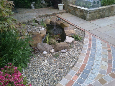 Garden Design Build for all your hard landscaping needs