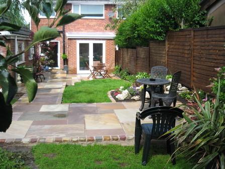 Garden Design Build Services
